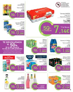 Ofertas de Amstel en Carrefour