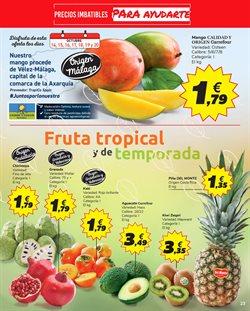 Ofertas de Piña en Carrefour