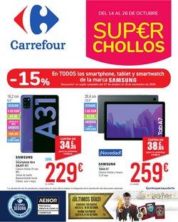 Ofertas de Hiper-Supermercados en el catálogo de Carrefour en Fuente Álamo de Murcia ( 4 días más )