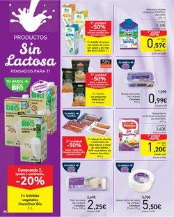 Ofertas de Nata en Carrefour
