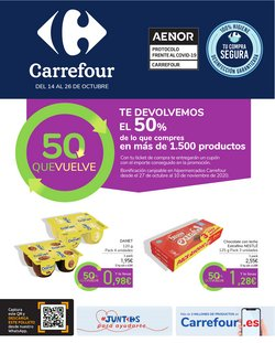 Ofertas de Té en Carrefour