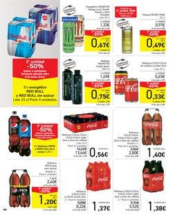 Ofertas de Coca-Cola Zero en Carrefour