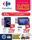 Ofertas de Hiper-Supermercados en el catálogo de Carrefour en Rojales ( Caduca mañana )