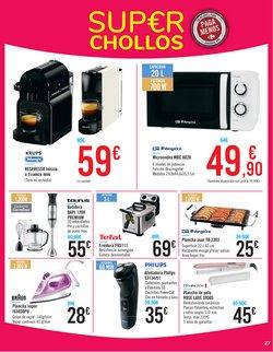 Ofertas de Tefal en Carrefour