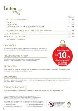 Ofertas de Índices en Carrefour