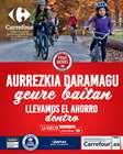 Ofertas de Hiper-Supermercados en el catálogo de Carrefour en Aretxabaleta ( 10 días más )