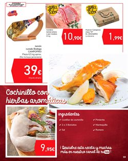 Ofertas de Sal en Carrefour