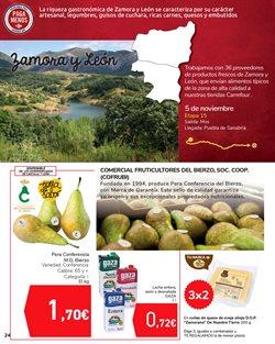 Ofertas de Peras en Carrefour