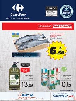Ofertas de Aceite de oliva virgen en Carrefour