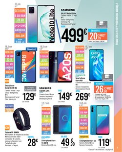 Ofertas de Samsung Galaxy Note en Carrefour
