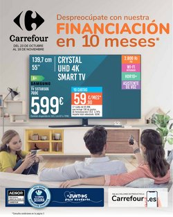 Ofertas de Financiación en Carrefour