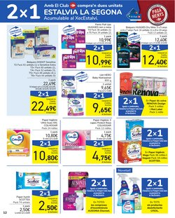 Ofertas de Ausonia en Carrefour