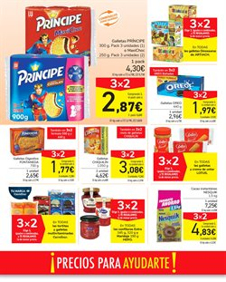 Ofertas de Oreo en Carrefour
