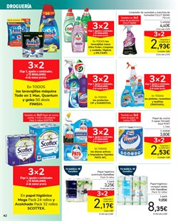 Ofertas de Cillit Bang en Carrefour