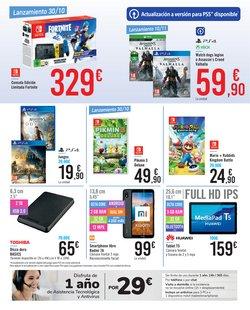 Ofertas de Xbox en Carrefour