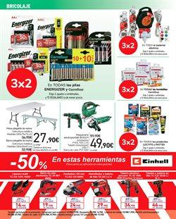 Ofertas de Atornillador a batería en Carrefour