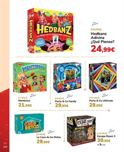 Ofertas de Party en Carrefour