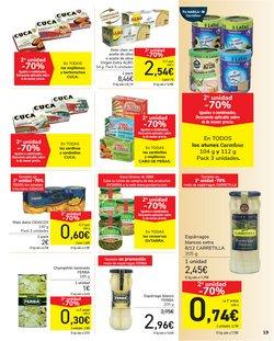 Ofertas de Espárragos blancos en Carrefour