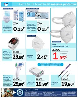 Ofertas de Pulsioxímetro en Carrefour
