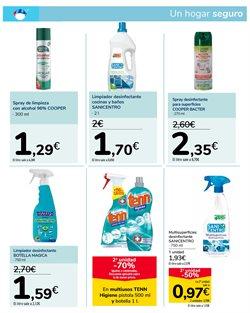 Ofertas de Desinfectante en Carrefour