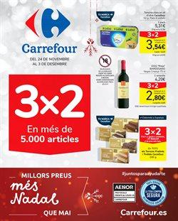 Ofertas de Tres en Carrefour