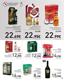 Ofertas de Crema de licor en Carrefour
