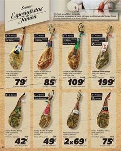 Ofertas de Jamón de cebo en Carrefour