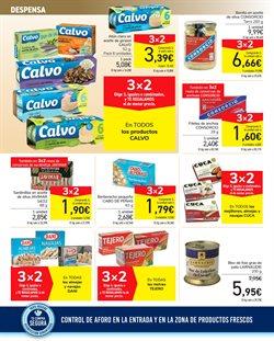 Ofertas de Calvo en Carrefour