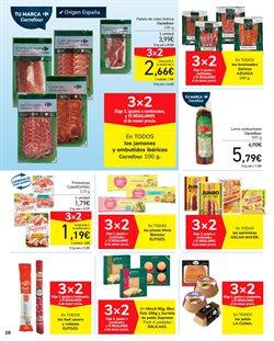 Ofertas de Fuet en Carrefour
