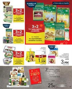 Ofertas de Pasteles en Carrefour