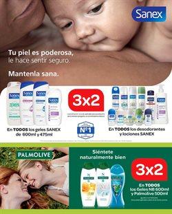 Ofertas de Sanex en Carrefour