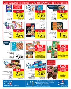 Ofertas de Pescanova en Carrefour