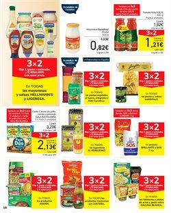 Ofertas de Comida asiática en Carrefour