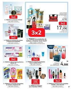 Ofertas de Maquinilla desechable en Carrefour