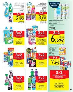 Ofertas de Fregasuelos en Carrefour