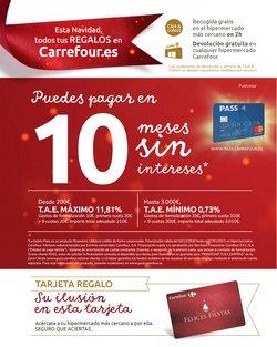 Ofertas de Seguros en Carrefour