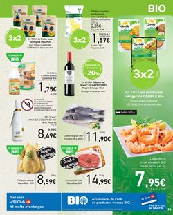 Ofertas de Soria Natural en Carrefour