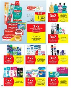 Ofertas de Gillette en Carrefour