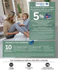 Ofertas de Financiación en Carrefour