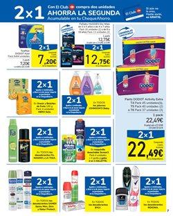 Ofertas de Johnson's en Carrefour