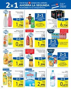 Ofertas de Refresco sin gas en Carrefour