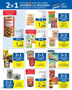 Ofertas de Nachos en Carrefour