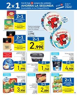Ofertas de Helados en Carrefour