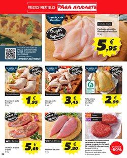 Ofertas de Alimentos sin gluten en Carrefour