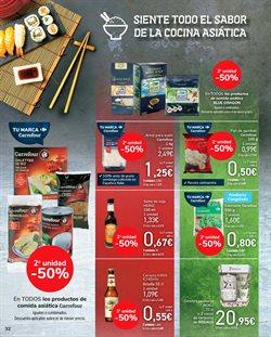 Ofertas de Yakisoba en Carrefour