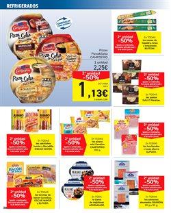 Ofertas de Bocadillos en Carrefour