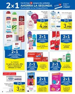 Ofertas de Dove en Carrefour