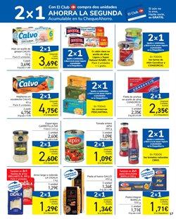 Ofertas de Anchoas en Carrefour