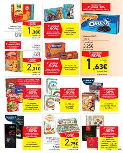 Ofertas de Muesli en Carrefour