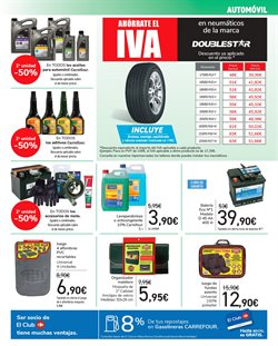 Ofertas de Varta en Carrefour
